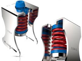 Aislador acustico Senor gama techo Strib Cab 100