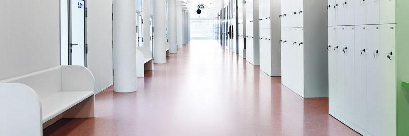 Suelos y pavimentos DLW Armstrong Linoleo
