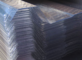 Placas de policarbonato compacto Greca