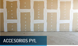 Accesorios PYL - Escayolas Bedmar