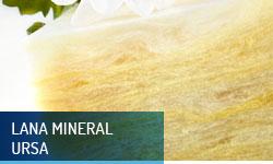 Lana mineral Ursa - Escayolas Bedmar