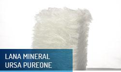 Lana mineral Ursa Pureone - Escayolas Bedmar