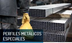 Perfiles metálicos especiales - Escayolas Bedmar