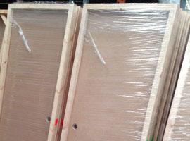 puerta de madera para tabiques pyl