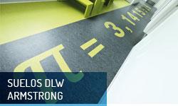 Suelos y pavimentos DLW Armstrong - Escayolas Bedmar