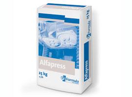 Yeso industrial Alfapress
