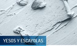 Yesos y Escayolas - Escayolas Bedmar