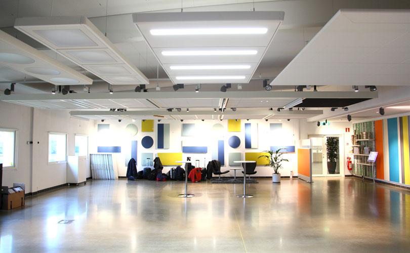 Fábrica Ecophon Showroom