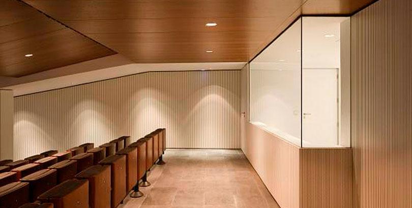 Techos y revestimiento de madera escayolas bedmar - Revestimientos para techos ...