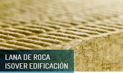 Lana de roca Isover Edificación - Escayolas Bedmar