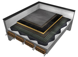 Aislamiento térmico Lana de roca Isover Panel IXXO