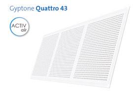 Techo Gyptone big Quattro 43