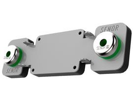 Aislador acustico Senor gama pared FTD Omega