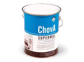Emulsiones e imprimaciones Chova