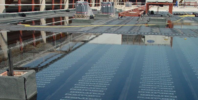 Láminas asfálticas impermeabilización Chova
