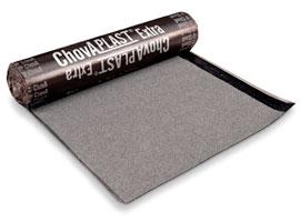 Lámina asfáltica APP Politaber autoprotegida pizarra gris