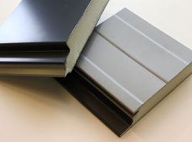 Panel aislante fachadas TZ-VS