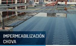 Impermeabilización Chova - Escayolas Bedmar