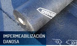Impermeabilización Danosa - Escayolas Bedmar