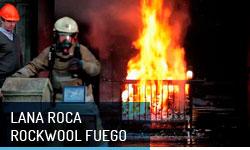 Lana de roca Rockwool fuego - Escayolas Bedmar