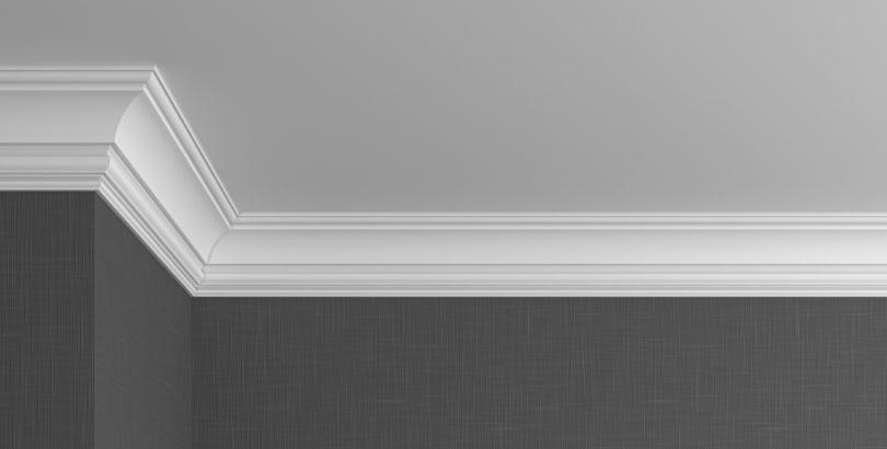 Molduras y placas de escayola escayolas bedmar - Molduras techo pared ...