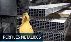 Perfiles metálicos - Escayolas Bedmar