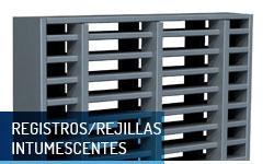 Rejillas Intumescentes y Registros - Escayolas Bedmar