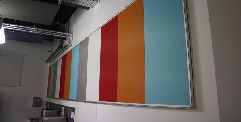 Sistemas Ecophon - Akusto Wall
