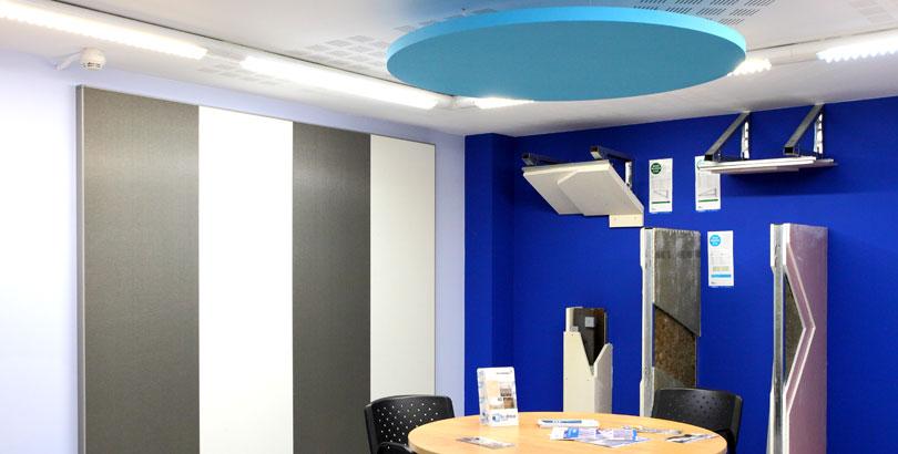 Sistemas Ecophon - Oficina Bedmar