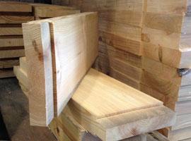 Refuerzo madera