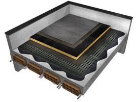 Aislamiento térmico Lana de roca Isover Panel IXXO LC