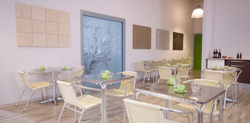 Legnomuo cafeteria