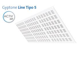 Techo Gyptone big Line 5