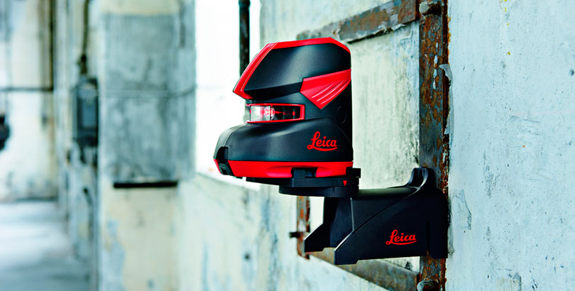 Nivel laser Leica Lino L2+