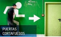 Puertas Cortafuegos - Escayolas Bedmar