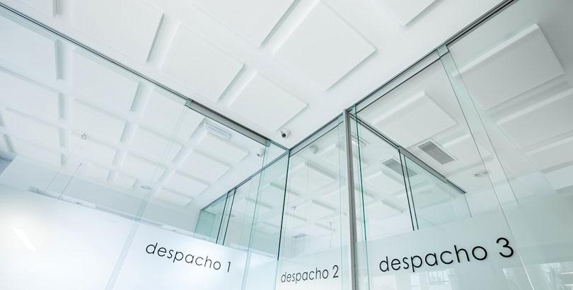 Paneles acústicos EcoCero - Basic