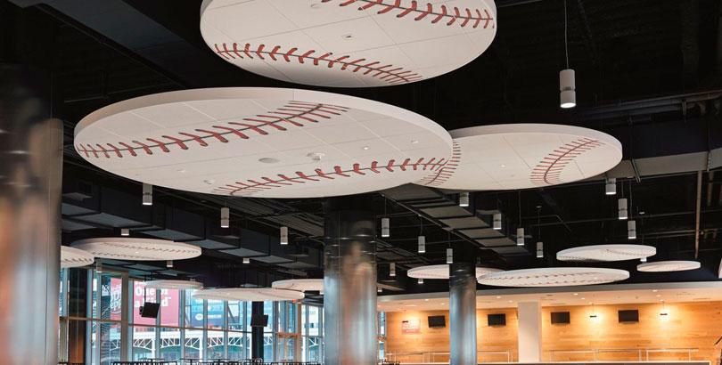 Sistemas de techo Armstrong Axiom instalación