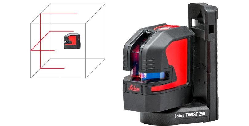 Laser Leica Lino L2-1